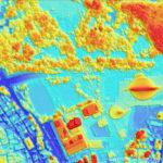 NTTデータとRESTEC、日本全土をカバーする50cm解像度のデジタル3D地図を発売