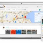 アイプランナー、写真と地図を活用したラウンダー向けCRM「Repsly」を提供開始