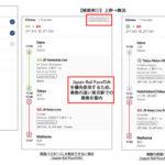 訪日外国人観光客向けナビアプリ「Japan Travel by NAVITIME」で複数の周遊パスを組み合わせたルート検索が可能に