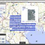国土地理院、九州豪雨に関する被災地の空中写真と浸水推定段彩図を公開