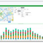 技研商事、クラウド型GIS「KDDI Location Analyzer」に新機能「主要動線分析機能」を追加