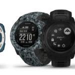 ガーミン、GPSアウトドアウォッチ「Instinct」の新モデル2機種を発売