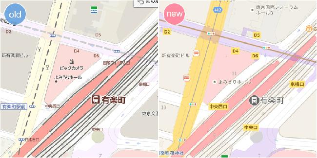 ヤフー、ウェブ版「Yahoo!地図」の表示システムをMapbox社製に変更