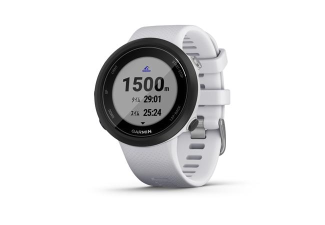 ガーミン、水中心拍計を搭載したスイミング用GPSスマートウォッチ「Garmin Swim 2」を発売