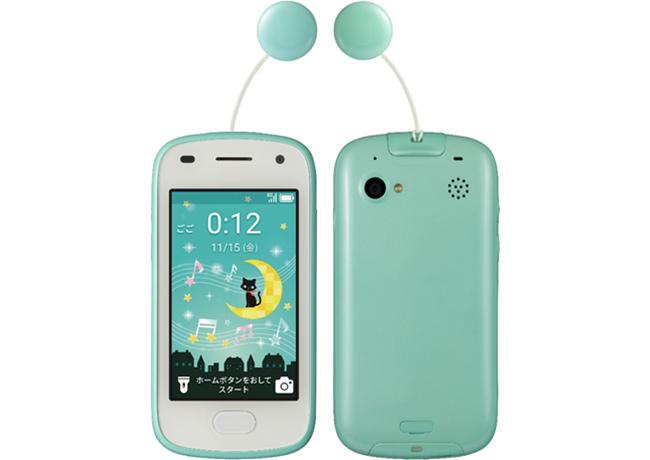 ソフトバンク、緊急時に保護者へ位置情報を送信できる子ども向け携帯電話「キッズフォン2」を発売