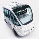 茨城県境町で公道での自律走行バスが実用化、SBドライブとマクニカが協力