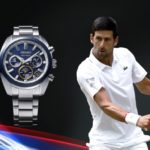 セイコーウォッチ、プロテニスプレイヤーのノバク・ジョコビッチとコラボしたGPSソーラーウオッチを発売