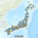 ジャッグジャパン、厚労省が公開したオンライン診療・電話診療対応医療機関のリストを地図化