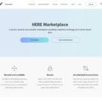 ゼンリンとHEREが提携、「HERE Marketplace」で位置情報データを提供