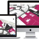 インフォマティクス、屋内ナビのクラウドサービス「Mappedin」を提供開始