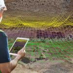 オプティム、iPad Proで高精度3次元測量ができるアプリ「OPTiM Land Scan」β版を提供開始