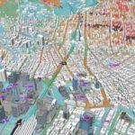 キャドセンター、3D都市データの可視化ソリューション「Virtual Smart City」を提供開始