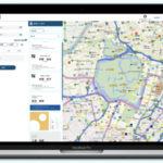 NAVITIMEのウェブサイトがSanSanと連携開始、名刺を選択するとオフィスの位置を確認可能