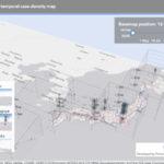 JX通信社と東北大学、「新型コロナ時空間3Dマップ」の全国版を公開