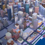 HERE、世界75都市を再現した3Dモデル「HERE Premier 3D Cities」を提供開始