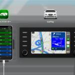 「NAVITIMEドライブサポーター」がApple CarPlayに対応、車速情報も利用可能に