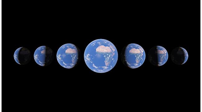 Google Earthに地球の変化を時系列で見られる新機能が追加