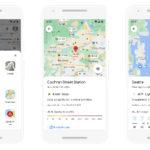 Googleマップに導入予定の各種機能が発表、ライブビューによる屋内ナビや気象レイヤー追加など