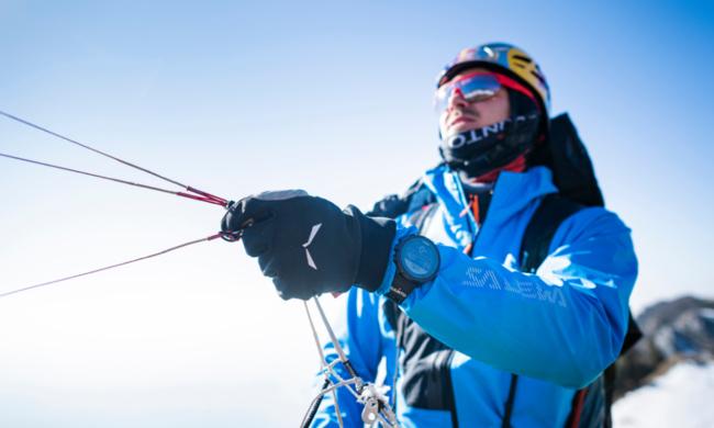 アメアスポーツジャパン、GPSウォッチ「SUUNTO 9 BARO TITANIUM」の限定モデルを発売