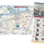 横浜市、中区の西洋スポーツ流入の歴史をまとめた絵地図を提供開始
