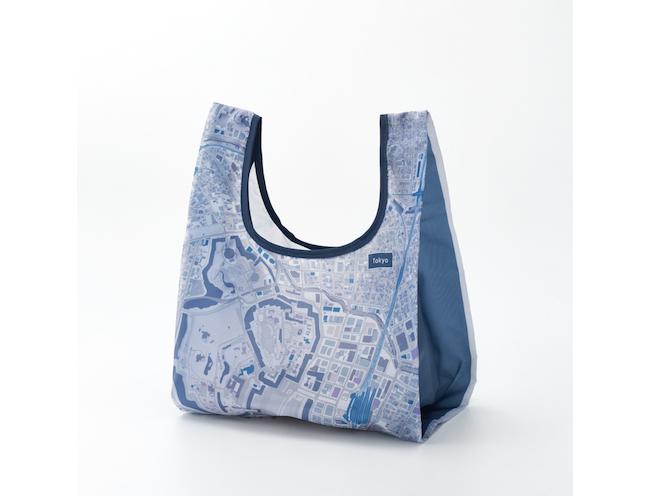 ゼンリン、東京駅周辺の地図をデザインした「東京柄」の文具や雑貨を発売
