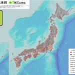国土地理院、カスリーン台風関係の5基を含む14基の自然災害伝承碑を地理院地図で公開