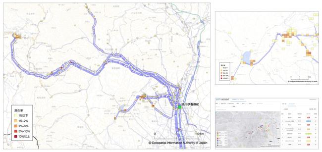 ナイトレイとHondaが協業、CITY INSIGHTで「車両走行データ分析プラン」を提供開始