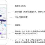 会津バス、HEREの位置情報技術を活用した高速バスの到着時刻予測サービスを提供開始