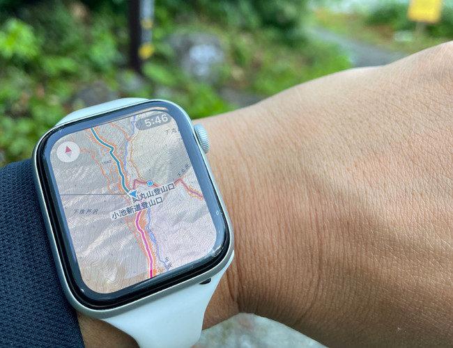 ヤマレコ、watchOS 8に対応した新機能を提供開始